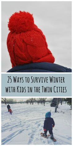When winter hits in Minnesota, we don't hibernate. I love a good pajama and hot chocolate day, but we'd never survive winter if we didn't…