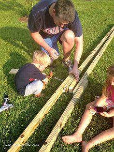 Backyard hammock stand sun Ideas for 2019 Hammock Frame, Diy Hammock, Backyard Hammock, Portable Hammock, Hammock Stand, Camping Hammock, Backyard Furniture, Backyard Projects, Backyard Ideas