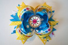 Daisy Girl Scouts Bow