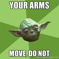 Irish Dance Yoda