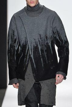 Academy Of Art University Fashion Show F/W 2014 Menswear