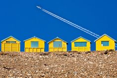 Best beach huts - Littlehampton in UK 2 - Copyright Andy Lapham - European Best Destinations