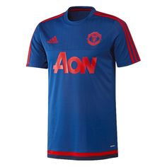 Train like the best. The Adidas Manchester United training top is the same gear worn by Man United when practicing for the EPL. Get your Manchester United jersey and gear today at SoccerCorner.com  http://www.soccercorner.com/Adidas-Manchester-United-Training-Jersey-p/tt-adac1496.htm
