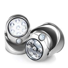 Light Angel Motion-Activated Deluxe LED Light 2-pack