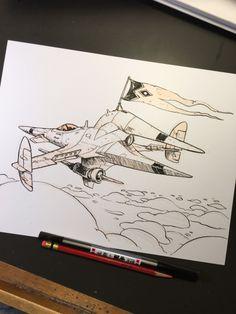 Jake Parker, illustrator and cartoonist.