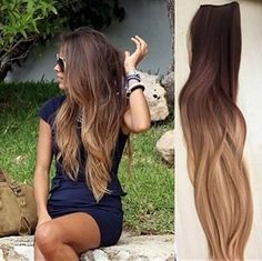 Hair Ideas: 62 Best Ombre Hair Color Ideas for 2017 - Hottest . 2015 Hairstyles, Pretty Hairstyles, Straight Hairstyles, Hairstyle Ideas, Toddler Hairstyles, Layered Hairstyles, Girl Haircuts, Natural Hairstyles, Best Ombre Hair