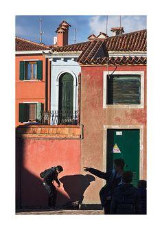 """""""Cornered"""" - Burano, Italy"""