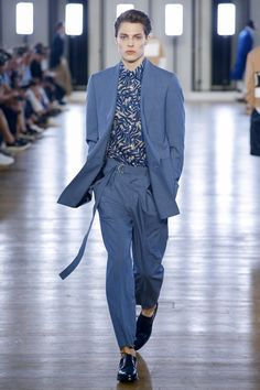 Cerruti 1881 Spring 2018 Menswear Collection
