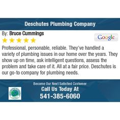 They've handled a variety of plumbing issues in our. Plumbing Problems, New Construction, Over The Years, Flexibility, Handle, Back Walkover, Door Knob