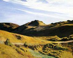 The Camel's Hump - Edward Hopper
