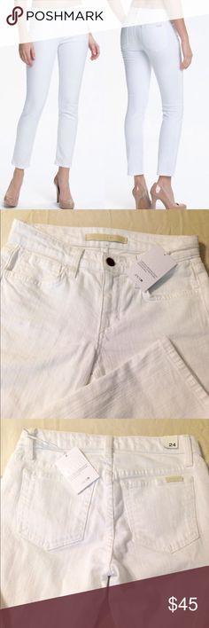 NWT-Joe's Jeans Style: Bonnie, size 24/00. Slim leg ankle jeans. Brand new, tag on. Joe's Jeans Jeans Skinny
