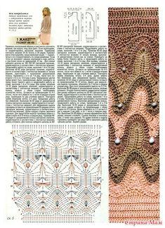 Freeform Crochet, Crochet Diagram, Crochet Chart, Crochet Motif, Crochet Baby, Free Crochet, Crochet Geek, Crochet Potholders, Modern Crochet Patterns