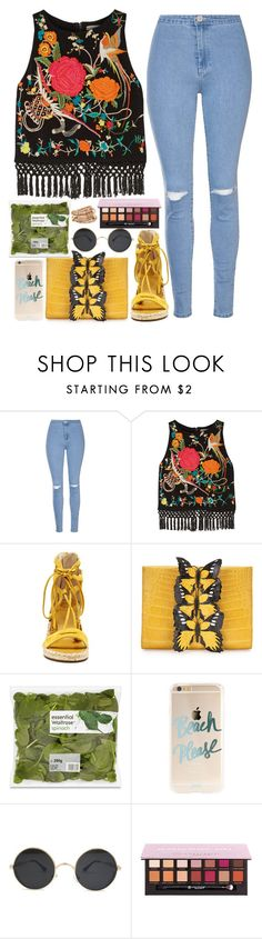 """""""❤"""" by polinachaban ❤ liked on Polyvore featuring Glamorous, Alice + Olivia, Vince Camuto, Nancy Gonzalez, Anastasia Beverly Hills and SPINELLI KILCOLLIN"""