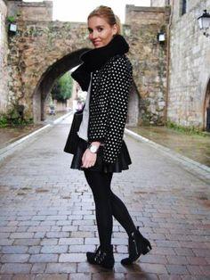 lapetiteblonde Outfit   Invierno 2012. Cómo vestirse y combinar según lapetiteblonde el 17-1-2013