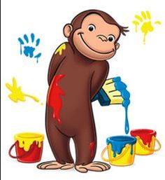 Curious George is one of the most iconic and memorable picture book characters. Children can easily relate to him because of all of the trouble he gets into. He really mimics a child, making him an ideal icon in the picture book world.