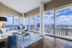 80 Columbus Circle, Apt. 66A, Central Park South, Manhattan, New York - learn more about this home: http://www.corcoran.com/nyc/Listings/Display/3292049?utm_medium=Social&utm_source=Pinterest&utm_campaign=Property