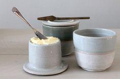 Het geheim van perfect smeerbare boter! Keramiek atelier Marjoke de Heer