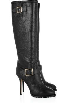 Jimmy Choo Boots!! Wow! Who knew?? These are beautiful!