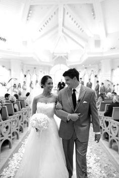 "Say ""I do"" at Disney's Wedding Pavilion."