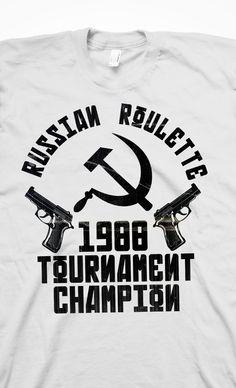 ☭ Russian Roulette Champion ☭