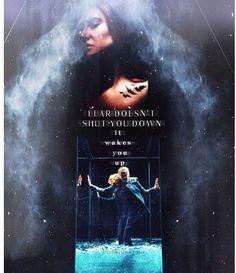 Divergent quote-Veronica Roth