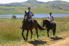 Horse riding in Malolotja is spectacular. Horse Riding, Wonderful Places, Perfect Place, My Dream, Westerns, Backdrops, Horses, Mountains, Animals