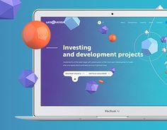 """Popatrz na ten projekt w @Behance: """"Web Universal"""" https://www.behance.net/gallery/44932277/Web-Universal"""