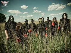 See the latest images for Slipknot. Listen to Slipknot tracks for free online and get recommendations on similar music. Slipknot Albums, Slipknot Logo, Paul Gray, System Of A Down, Corey Taylor, Heavy Metal Bands, Radiohead, All Hope Is Gone, Memes Arte