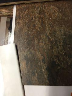 Lower Level Bath tile & powder tile