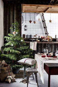 H&M Home Hiver 2013 2014 : La Maison aux Couleurs de Noel