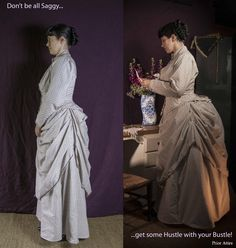 The most common mistakes in historical costuming/re-enactment – and how to avoid them! 1. Poor fabric/embellishment choice. 2.Wrong pattern/shape/finish. 3. Status. 4. Silhouette – Lack of foundation garments. 5. Modern make up and hairstyle. 6. No accessories/Or modern ones! 5. Age/martial status. 6. Children. 7. Modern items. 8. Behavior. 9. Lack of knowledge.