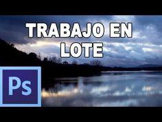 ▶ Editar varias fotos a la vez - Tutorial Photoshop en Español (HD) - YouTube