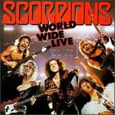 Scorpions...never will forget listening to this album with my momma!