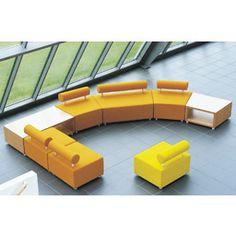 Castelli SE04 Lounge Furniture by Haworth Inc.