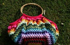 If you're on the hunt for a gorgeous Striped Crochet Bag Pattern, you will love this collection that includes plenty of free patterns for you to make.