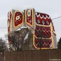 bezphoto: Unusual buildings: the elephant-house / Необычные ...