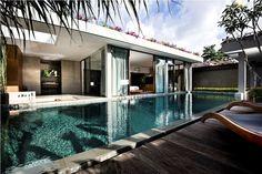 Seminyak luxury holiday rental, Ziva 1 | Amazing Accom Bali Luxury Villas, Bali Resort, Luxury Accommodation, Luxury Holidays, A Boutique, Swimming Pools, New Homes, Mansions, House Styles