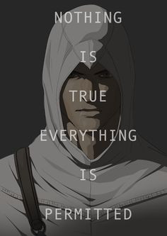 Assassin's Creed Fan Art -Movie Poster (Double Leaf)