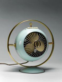 fan ventilation summer design vintage product vintage fan 50s 60s style interior cool fan design