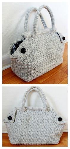 Free Derek Bag Crochet Pattern You Should Love