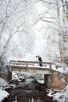 13 magiska anledningar till att ha ett vinterbröllop – Metro Mode
