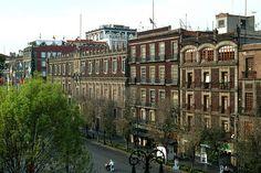 centro historico ciudad de mexico