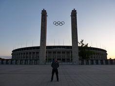 #EstadioOlimpicoBerlin #TurismoFutbolero #Futbol #Travel #Viajar