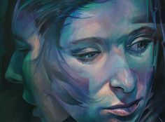 """She Ends and Begins 