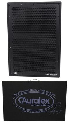 "Peavey DM 115 Sub 15"" 1000 Watt Powered Subwoofer+Digital DSP+Isolation Platform -- Awesome products selected by Anna Churchill"