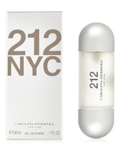 212 Eau de Toilette Natural Spray 30ml | M&S