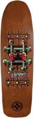 """Black Label Lucero OG Bars Reissue Deck Brown 9.25"""""""" X 33.25"""""""""""