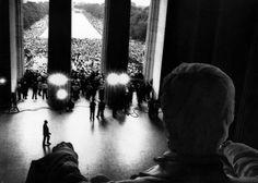 Il y a les photos officielles de moments historiques et il y a celles-ci, inattendues, rares et surtout magnifiques.