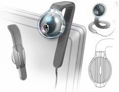 Logitech Webcams by Andy Logan at Coroflot.com