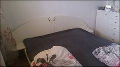 Bettanlage, Liegefläche 160X200 komplett mit Matratze und Kommode! Bed, Furniture, Home Decor, Pool Chairs, Mattress, Dresser, Bedroom, Decoration Home, Stream Bed